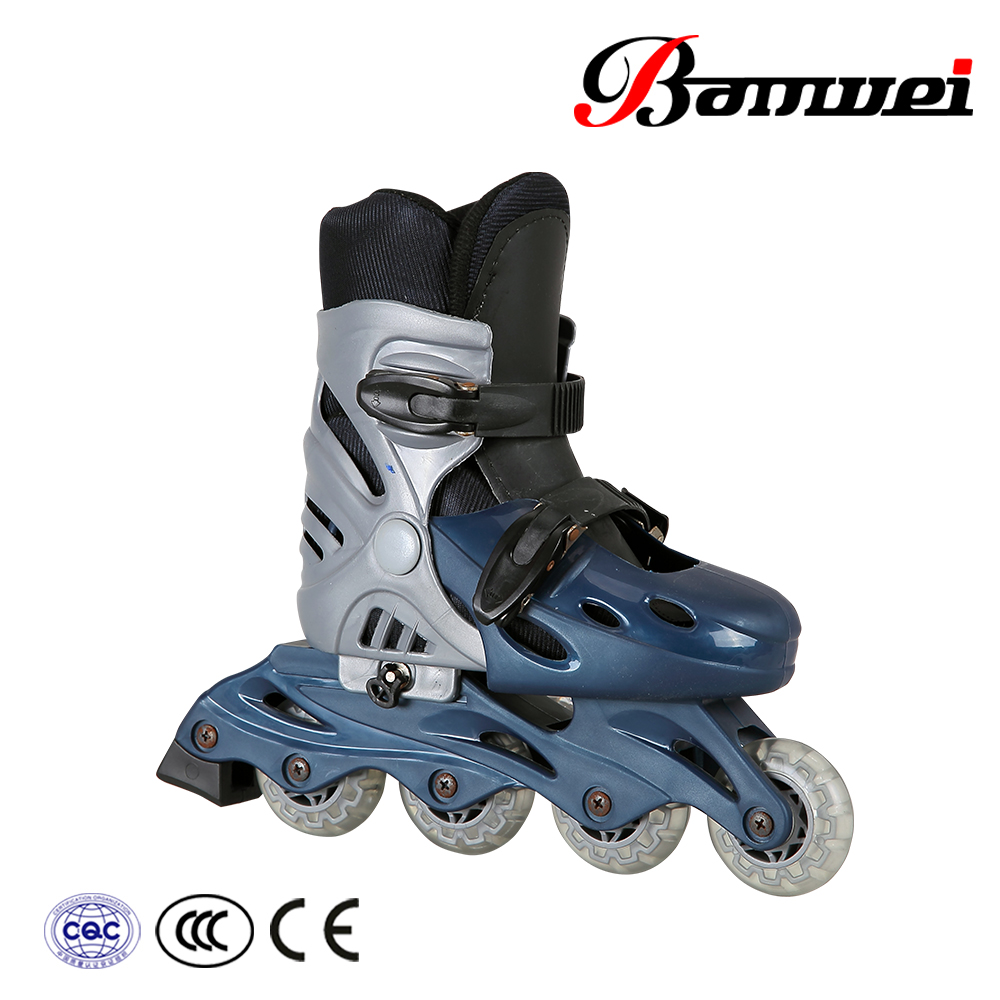 Hot sale top quality ningbo manufacturer colorful BW-501 outdoor inline skates