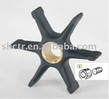 marine engine impeller for outboard engine cooling and Evinrude outboard engine impeller