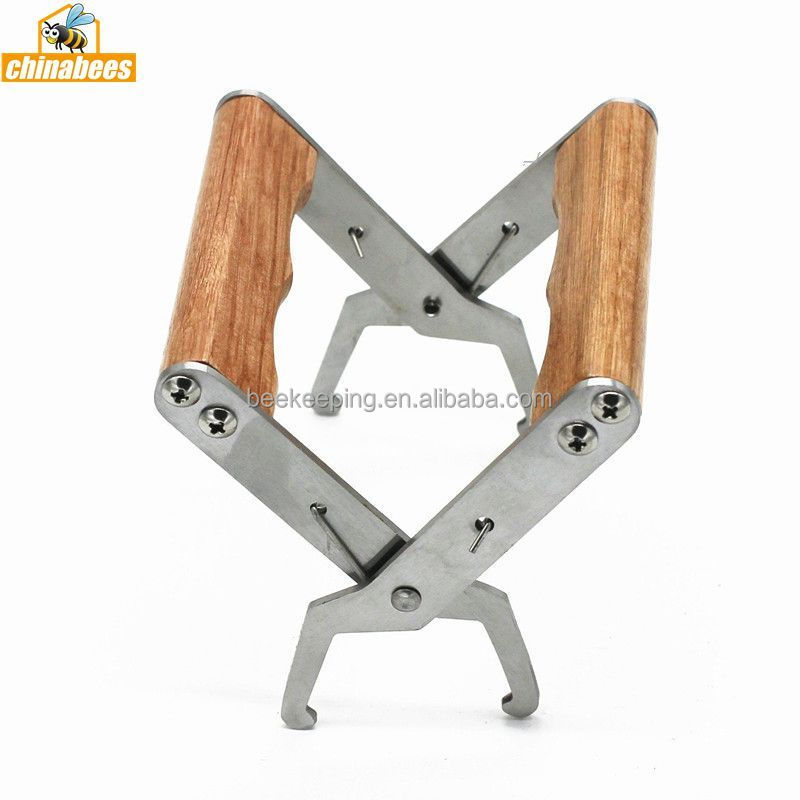 Frame Grip frame Holder Stainless Steel Beekeeping Equipment Bee Hive Frame Tool