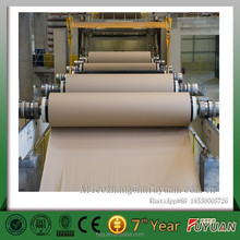 word leading approach kraft paper making mill, kraft paper making machine price with high return