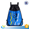customized recyclable soft cloth drawstring bag