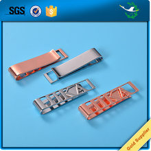 Excellent quality high precision decorative custom metal belt clip