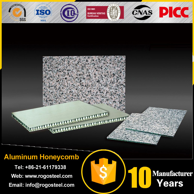 aluminum honeycomb panel with big size Of New Structure