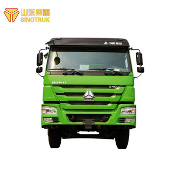 Low price China 6 wheel howo dump truck for sale