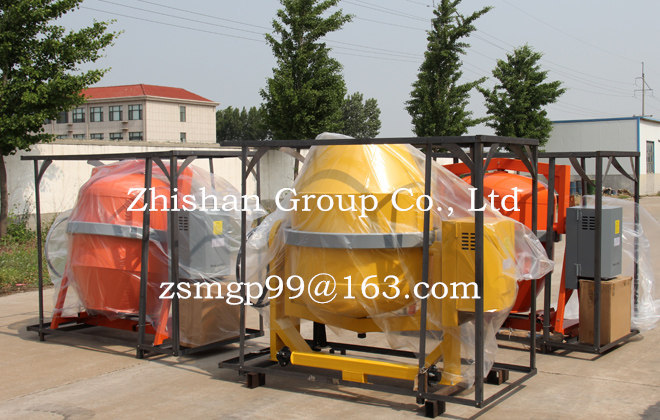 CM800L(CM50-CM800) Large Electric Gasoline Diesel Concrete Mixer