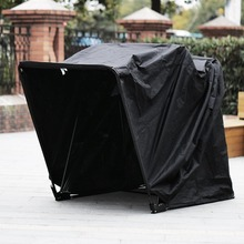Quictent Heavy Duty Motorcycle Shelter Shed Tourer Cover Storage Garage Tent