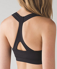 sexy ladies black bra nylon spandex skinny racerback women sexy sport wear