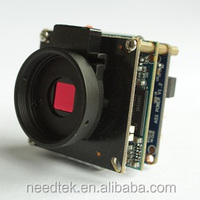 Surveillance OEM IP wireless camera ambarella chipset Modules with IR cut infrared light