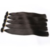 Hot selling keratin curly hair extensions