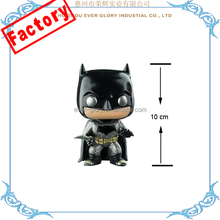 Custom Make Batman Vinly Toys Plastic Vinyl Action Figure Toys