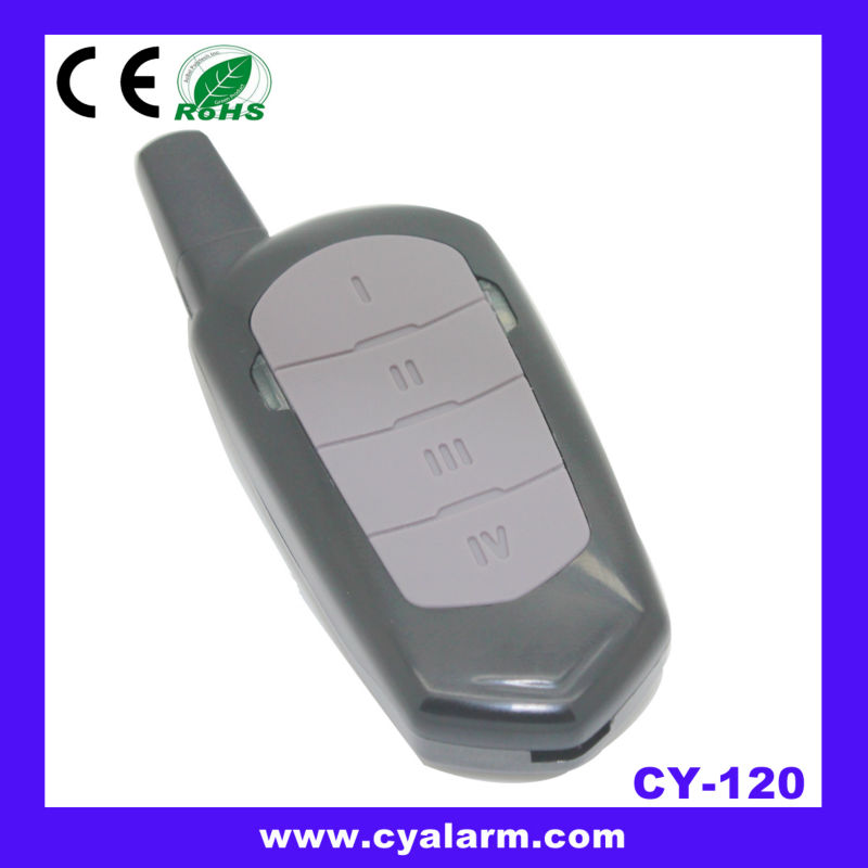 4keys Key Chain Car Remote Control Case CY120