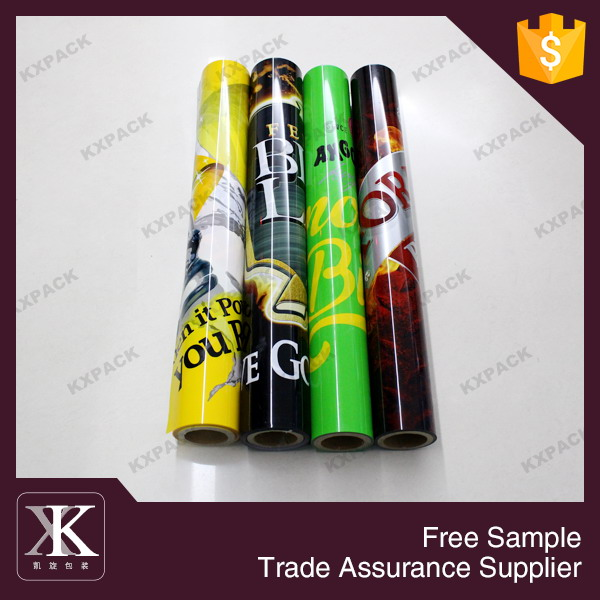 Water base/ dye ink PET transparent film for AD.