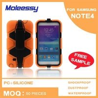 flip cover for samsung galaxy note 4 back skin