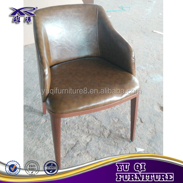 Sex hot sale Wood Imitated Aluminum Hotel Chair
