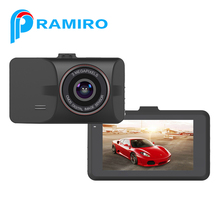 T619 Recorder Dash Cam Car Dvr 1080p Vehicle Blackbox Dvr With Parking Monitor