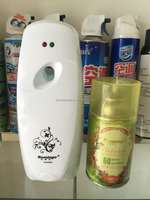 digital air freshener dispenser