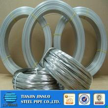 New design standard galvanized steel wire for india market galvanized hanger making wire