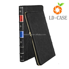 business style genuine leather sleeve case for surface book laptop bags cases sleeves