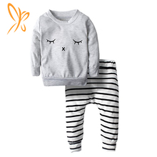 2018 wholesale cotton cute casual baby body suit