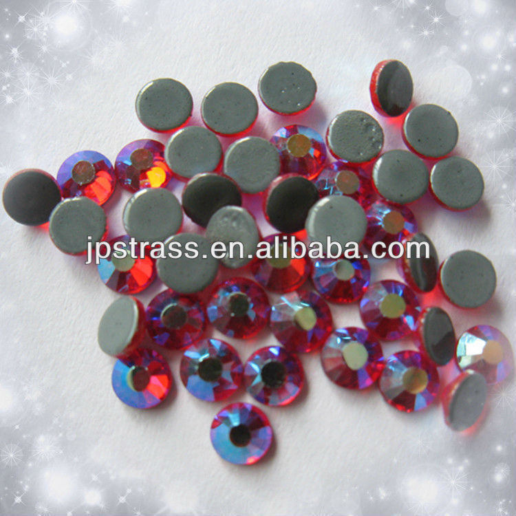 prompt delivery large stock clear ROSE AB flatback rhinestone 5mm ss20