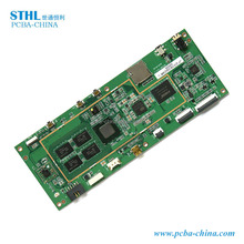 Shenzhen custom pcb assembly pcba electronic circuit board