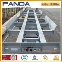 Panda 2 axle 40ft bomb cart for sale