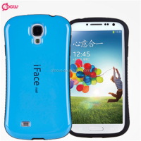 New Genuine iFace Mall mobile phone Anti Shock Fitted case Cover for Samsung s4 iface mall case