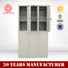 Knock Down Structure Fashionable Clothes steel 6 door metal portable locker