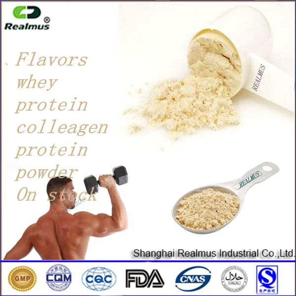 Wholesale Bulk whey protein collagen protein powder