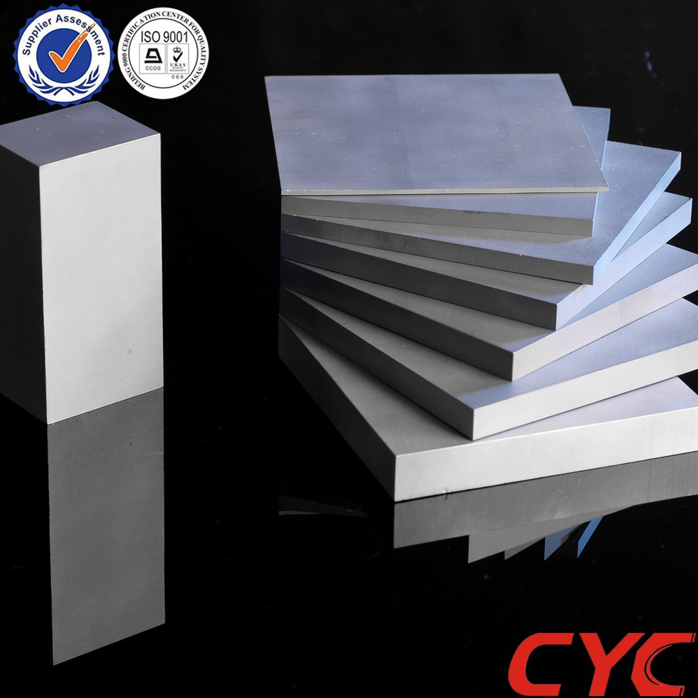 Full sizes hard alloy plate,High quality CU05 tungsten carbide plate
