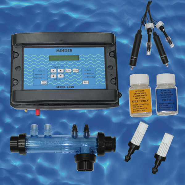 Swimming Pool Ph And Orp Tester Swimming Pool Equipment Buy Pool Ph And Orp Tester Pool