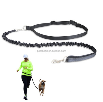 Best Quality Reflective Hands Free Dog Leash - Enjoy the Extra Freedom While Walking, Running or Hiking with Your Dog