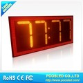 clock timer screen sign \ clock timer sign for sale \ countdown timer billboard sign
