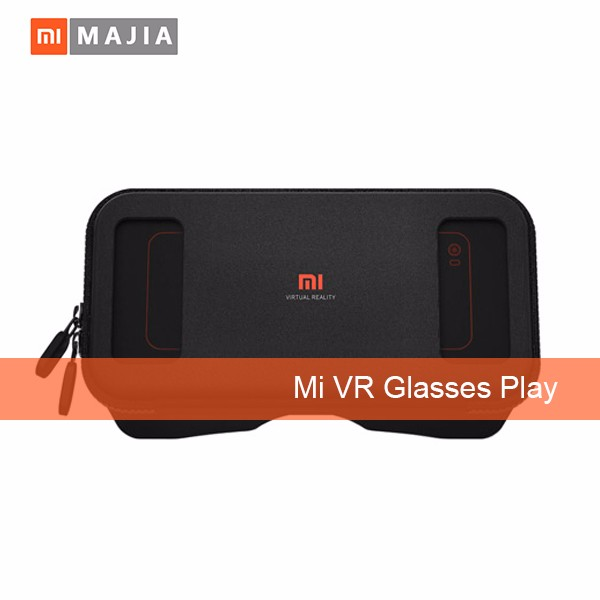 Original Xiaomi VR Box 3D Glasses Mi VR Play Virtual Reality 3D Glasess for 4.7 to 5.7 inches Smartphone