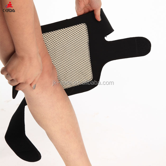 fabric heating patella orthopedic pain relief elastic china magnetic knee pad medical industrial knee pads