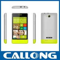 Hot selling Low Price Fashion Smart Callong H3039 android Mobile Phone 4 inch dual core dual SIM 3G cellphone