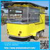 Steet vending machine food cart/trailer/van/kiosk mobile camp kitchen trailer