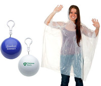 PE,Polythene Material And Raincoats Type Cheap Disposable PE Raincoat Clear Plastic Rain Poncho