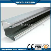 High quality c shaped steel channel
