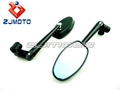Universal Adjustable CNC Motorcycle Streetfighter Rearview Side Mirrors