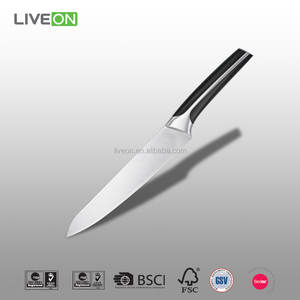 Forged Tang Handle 8 inch Kitchen Slicing Knife