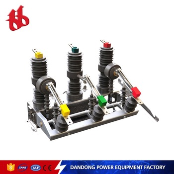 ZW32-12/T630-25 model automatic vacuum circuit breaker for power grid application