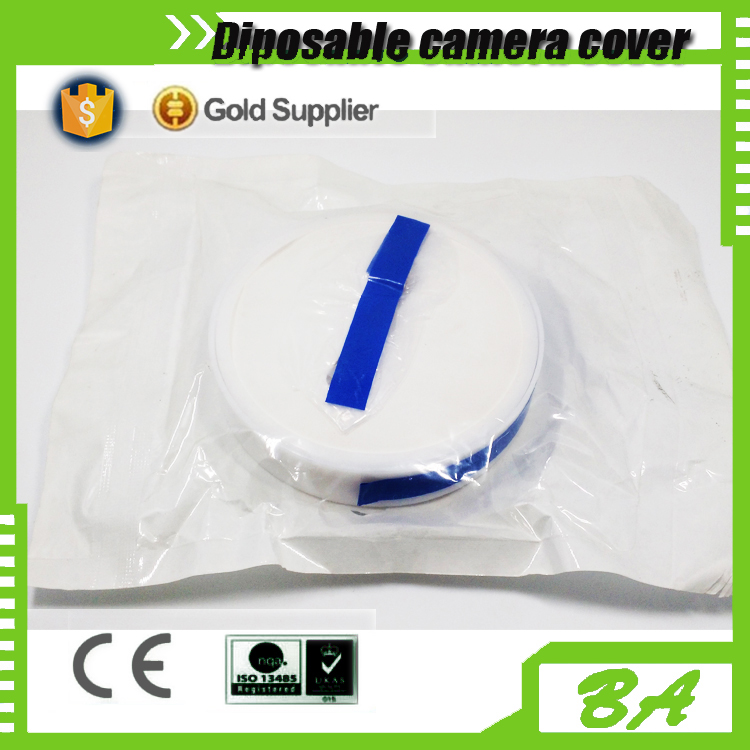 Surgical disposable endoscope camera sleeve / Disposable camera cover