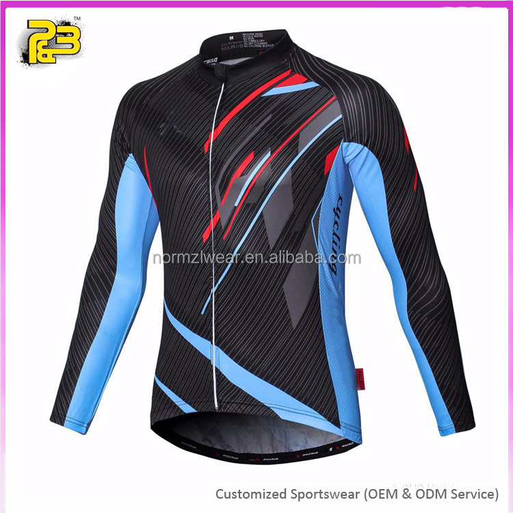 Design Your Own China Custom Cycling Jersey For Your Team