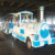 Customized Park Resort Places Locomotive Equipment Electric Sightseeing Train