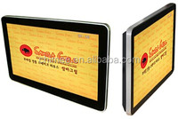 18.5inch lcd screen digital MP4 ad player