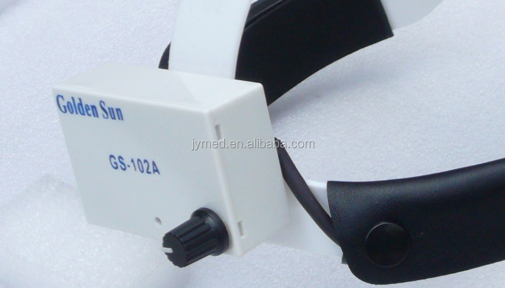 Clinic led head lamp for dental surgery