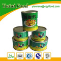 Canned Meat Products Curry Chicken
