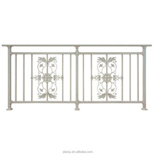 America standard high quality outdoor white metal deck railing