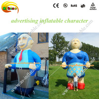 inflatable cartoon characters advertising inflatable cartoon model